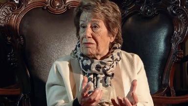 AUDIO: Entrevista completa a María Esther Cafure