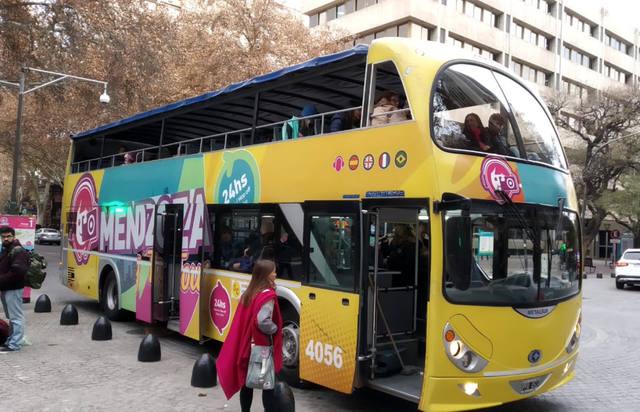 FOTO: City Tour por los principales atractivos de Mendoza