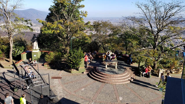 FOTO: Teleférico San Bernardo, un paseo en altura en Salta