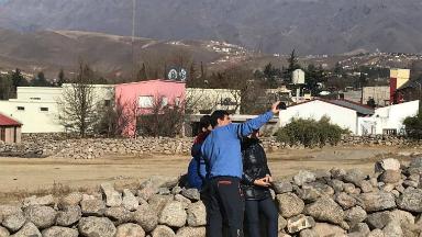 AUDIO: Tafí del Valle, la joya de los turistas