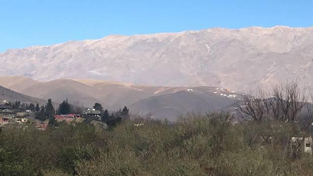 FOTO: Tafí del Valle, la joya tucumana rodeada de montañas