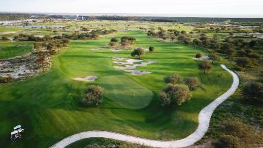 AUDIO: Un recorrido por el campo de golf de Termas de Río Hondo