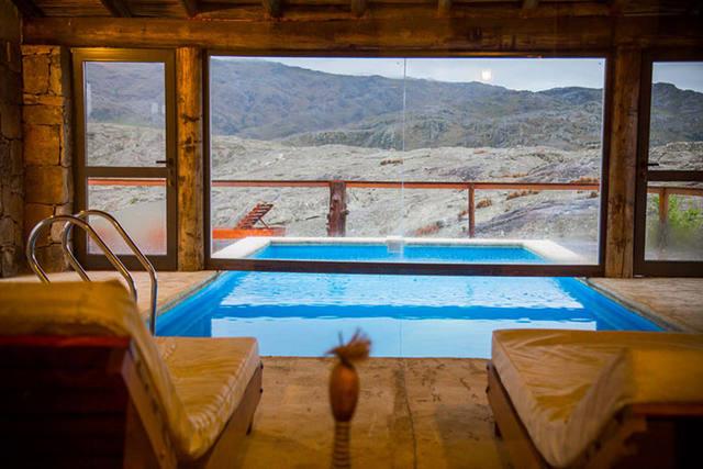 FOTO: Casas Viejas, el spa enclavado en el medio de las sierras