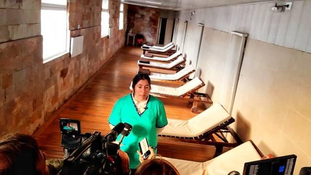 FOTO: Termas Los Molles, ideal para descansar en Malargüe