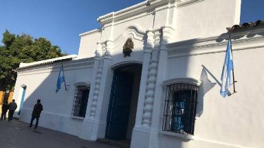 AUDIO: La Casa Histórica de Tucumán, donde se respira independencia