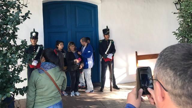 FOTO: La Casa Histórica de Tucumán, donde se respira independencia