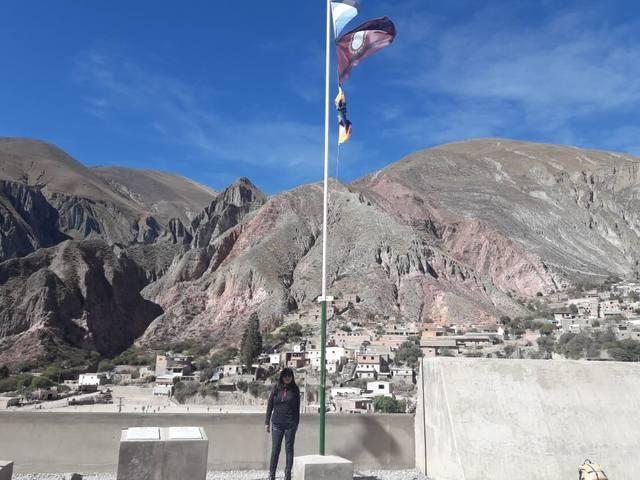 FOTO: Iruya, el pintoresco pueblo salteño que acaricia el cielo