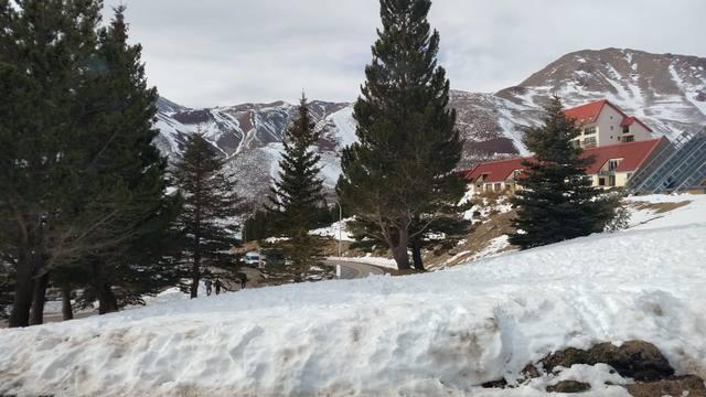 FOTO: Las Leñas arrancó con una ocupación del 90% la temporada
