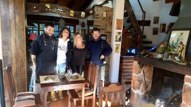 AUDIO: Siroco Resto & Arte fusiona gastronomía y cultura