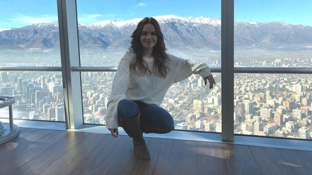 FOTO: Así es el mirador del Sky Costanera Center de Santiago
