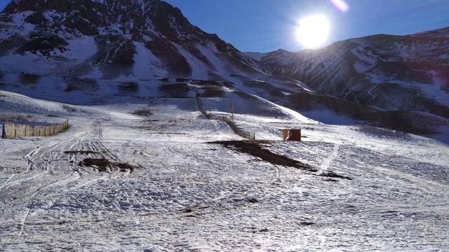 FOTO: Los Puquios-Parque de Nieve, donde se respira el invierno