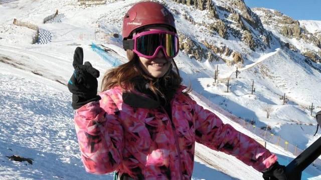 FOTO: Parque Farellones, diversión garantizada en la nieve