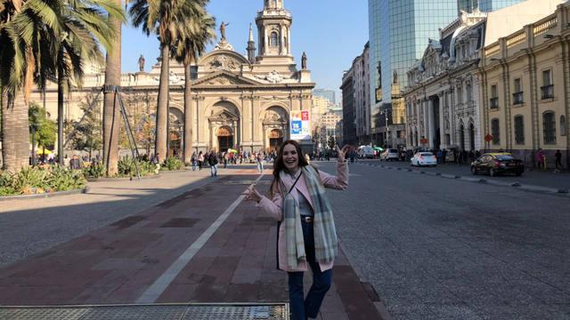 FOTO: Los mejores rincones de Santiago para visitar a pie
