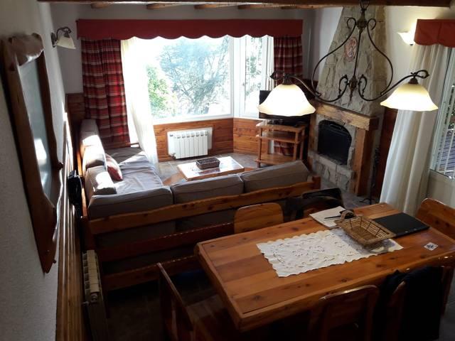FOTO: Cabañas Villa Huinid, refugio para la familia en Bariloche