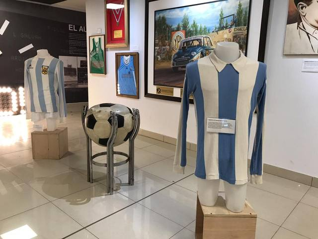 FOTO: El Museo del Kempes: un hogar para el deporte cordobés