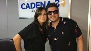 AUDIO: Damián Córdoba brinda cuarteto
