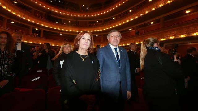 FOTO: Las mejores postales de la velada en el Teatro Real