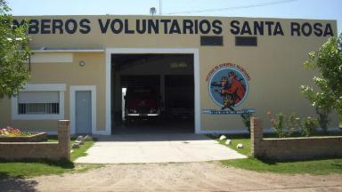 AUDIO: Renunciaron 16 de los 27 bomberos de Villa Santa Rosa