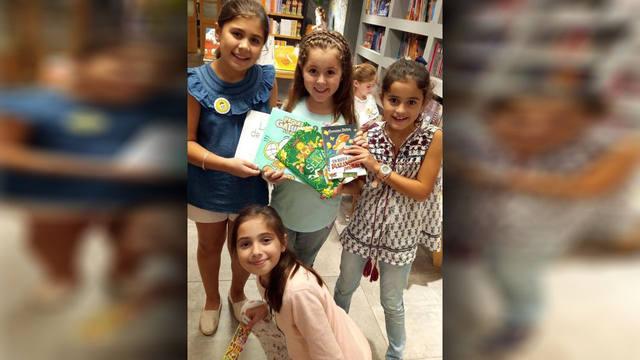 FOTO: Una mamá tucumana creó un club de lectura para niñas
