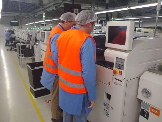 FOTO: Cómo es por dentro Newsan, la gran fábrica del sur