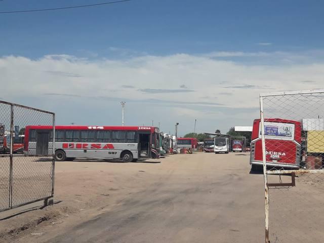 FOTO: Se normalizó el servicio en Ersa tras las asambleas