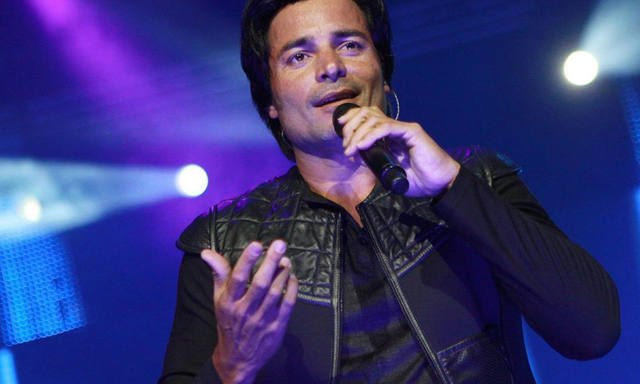 FOTO: Chayanne volverá a actuar en Córdoba en noviembre