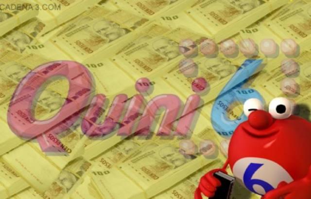 FOTO: Otro argentino millonario gracias al Quini 6.