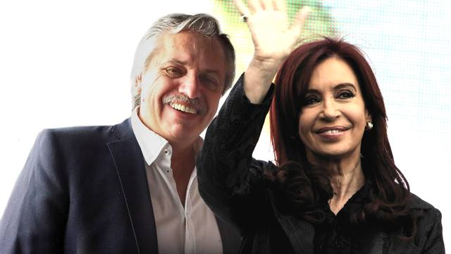 FOTO: CFK le pidió a Alberto Fernández que encabece la fórmula