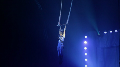 AUDIO: Servián, el circo con un espectáculo totalmente renovado