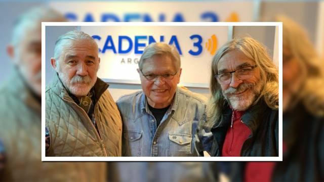 FOTO: Dúo Coplanacu trajo la peña santiagueña a Viva la Radio