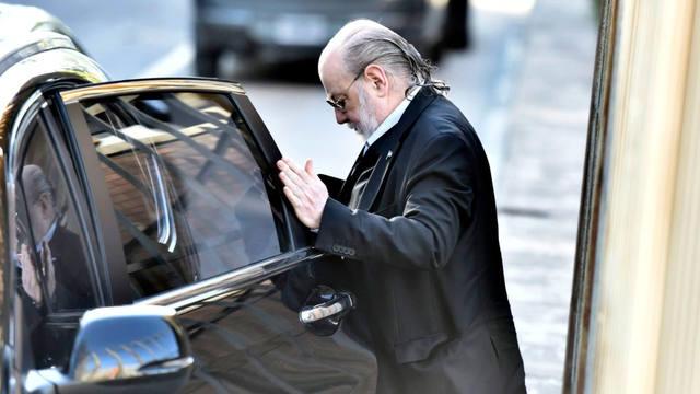 FOTO: El magistrado Claudio Bonadio, en una jornada intensa.
