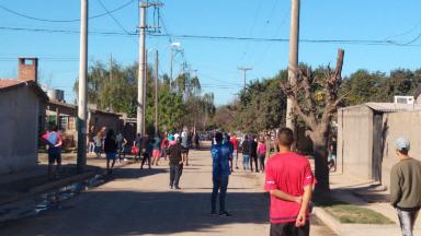AUDIO: Incidentes en Granja de Funes II tras el abuso a un menor