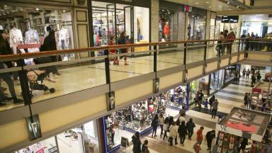 AUDIO: Se desplomaron las ventas en shoppings y supermercados