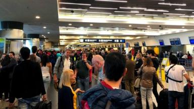 AUDIO: Marcelo Belelli indicó posibles asambleas en los aeropuertos
