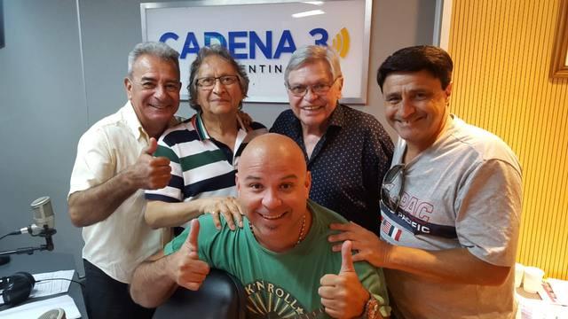 FOTO: Show de chistes y humor en Viva la Radio con