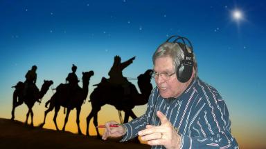 AUDIO: El emotivo relato de Rony para esperar a los Reyes Magos