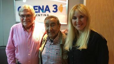 AUDIO: El día que Jaime Torres recordó a Ariel Ramírez con Rony