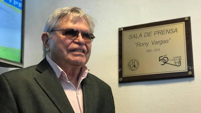 FOTO: Gran homenaje a Rony Vargas en el Autódromo Cabalén