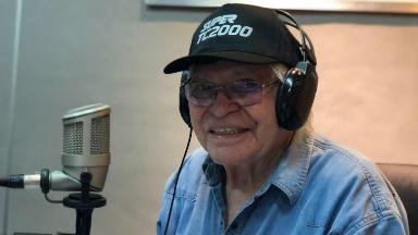 AUDIO: La nueva sala de prensa del Cabalén se llamará Rony Vargas