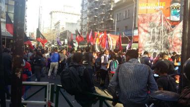 AUDIO: Caos vehicular en Córdoba por marcha contra el gatillo fácil