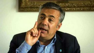 AUDIO: Cornejo dijo que impulsará el Servicio Cívico en el Congreso