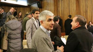 AUDIO: Siete años de prisión para Rodrigo por la causa CBI