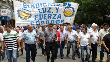 AUDIO: Luz y Fuerza Córdoba rechaza cambios en convenio de trabajo
