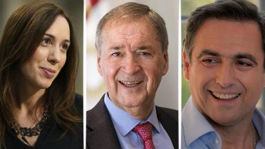 AUDIO: Gobernadores e intendentes que no se enteraron del ajuste