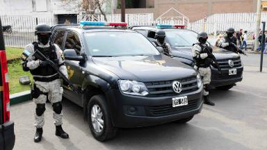 AUDIO: Detuvieron a un policía acusado de vender droga en Laboulaye