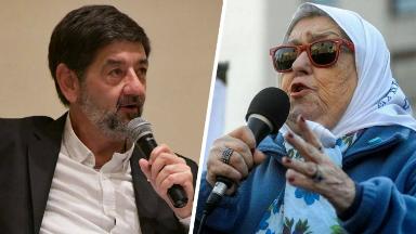AUDIO: Dirigentes rurales denuncian penalmente a Hebe de Bonafini