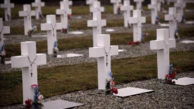 AUDIO: La identificación del soldado 114 abre heridas en su familia