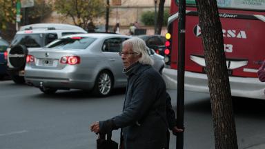 AUDIO: Paro de transporte urbano en el interior del país