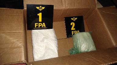 AUDIO: Interceptan un vehículo con cocaína en San Francisco