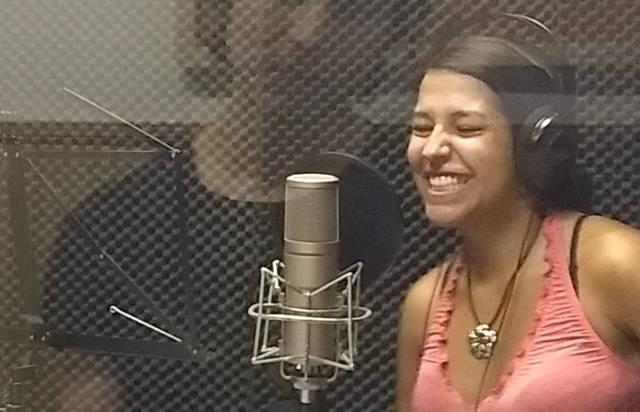FOTO: Un rosarino creó un singular audiojuego para no videntes